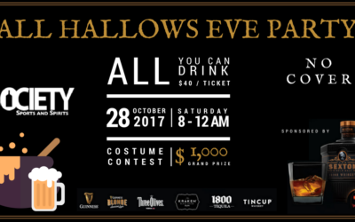 Don't Miss Our Kick A$$ Halloween Party! (No Cover)